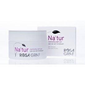 Rosa Graf Natur éjszakai regeneráló arckrém, 50 ml