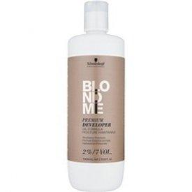Schwarzkopf blondme prémium ápoló színelőhívó emulzió 2%, 1 L