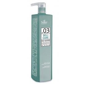 Silky Deli Care sampon gyakori hajmosáshoz, 1 l