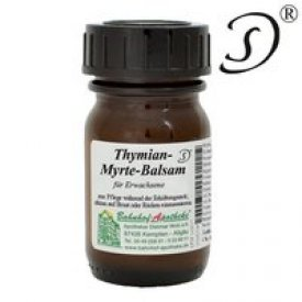Stadelmann Kakukkfű-mirtusz balzsam felnőtteknek (hörghurutbalzsam), 30 ml