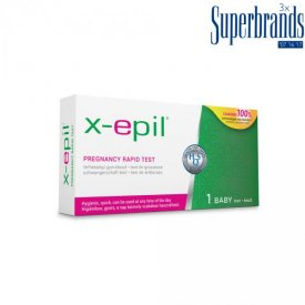 X-Epil terhességi gyorsteszt csík, 1 db XE9404