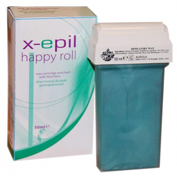 Gyantapatron   X-Epil Happy Roll gyantapatron XE9009 - Szépségtrend ... b50a027a14