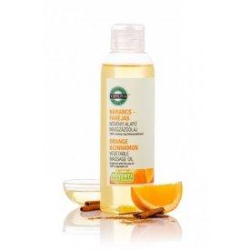 Yamuna narancs-fahéjas masszázsolaj, 250 ml