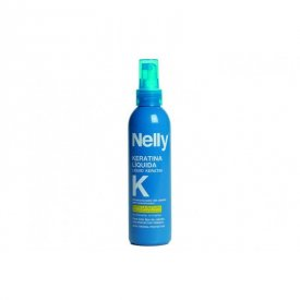 Aqua Nelly folyékony keratin hővédővel, 200 ml