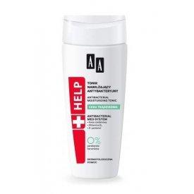 AA Help Acne Skin antibakteriális, hidratáló arctonik, 200 ml
