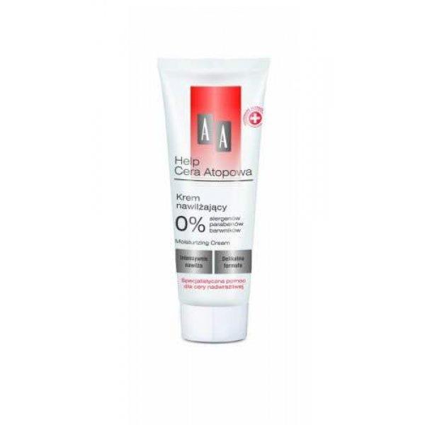 AA Help Atopic Skin hidratáló arckrém érzékeny bőrre, 50 ml