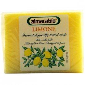 Almacabio citrom illatú natúr szappan
