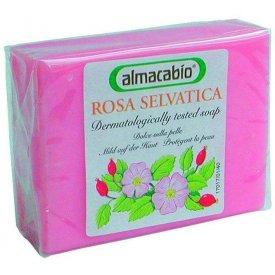 Almacabio vadrózsa illatú natúr szappan