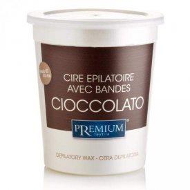 Alveola Prémium Csokoládés gyanta tégelyben 700 ml  AWPR900211