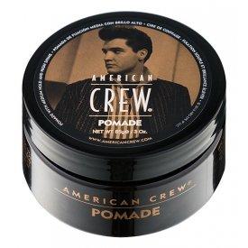 American Crew Pomade (közepes tartás, erős fény)  Wax 85 g