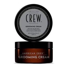 American Crew Grooming Cream erős tartást adó, magas fényű wax, 85 g