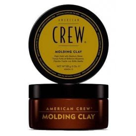 American Crew Molding Clay (erős tartás, közepes fény)  Wax, 85 g
