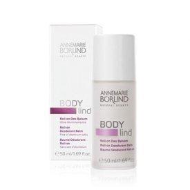 Annemarie Börlind Body Lind bőrápoló golyós dezodor, 50 ml