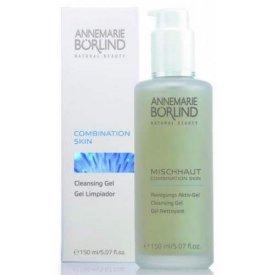 Annemarie Börlind Combination Skin arctisztító gél vegyes bőrre, 150 ml