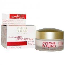 Annemarie Börlind System Absolute Light Anti-aging nappali krém könnyű textúrával, 50 ml