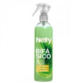 Aqua Nelly kétfázisú instant hajkondicionáló göndör hajra, 400 ml
