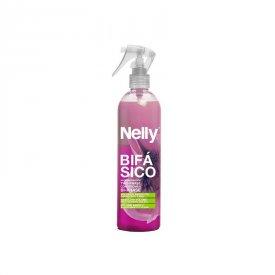 Aqua Nelly kétfázisú instant hajkondicionáló volumennövelő, 400 ml