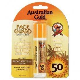 Australian Gold Face Guard SPF50, 14 g