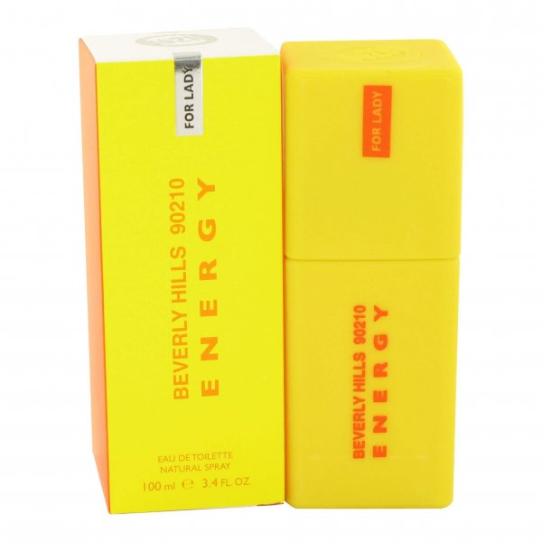 Beverly Hills 90210 Energy for Lady EDT női parfüm, 100 ml