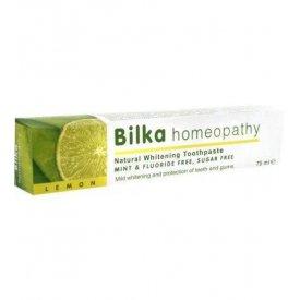 Bilka homeopátiás fogkrém, citromos, 75 ml