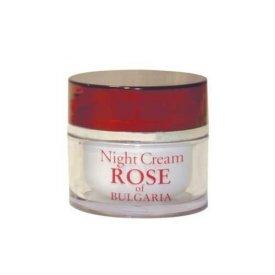 Bio Fresh rózsás éjszakai krém, 50 ml
