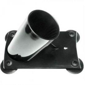 Chromwell asztali hajszárító tartó 39239, fekete