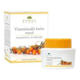 Cosmetic Plant nappali vitaminizáló krém homoktövissel, 50 ml