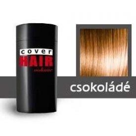 Cover Hair Volume hajdúsító, 30 g, csokoládé (vöröses barna)