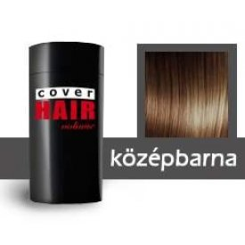 Cover Hair Volume hajdúsító, 30 g, középbarna