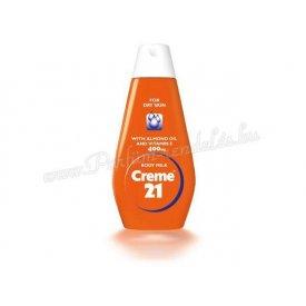 Creme 21 testápoló száraz bőrre 400 ml
