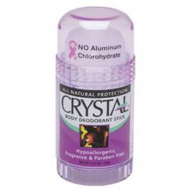 Crystal Body Deodorant Stift UNISEX