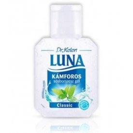 Dr. Kelen Luna sósborszesz gél, kámforos - 150 ml