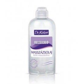 Dr. Kelen ralaxáló masszázsolaj, 500 ml
