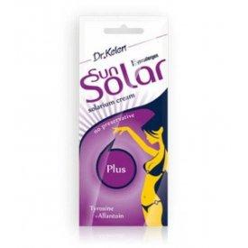 Dr. Kelen SunSolar Plus szoláriumkrém, 12 ml