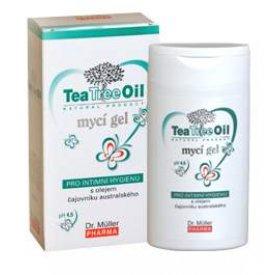 Dr. Müller teafaolaj intim tisztálkodó gél, 200 ml