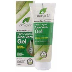 Dr. Organic Bio Aloe Vera gél, 200 ml