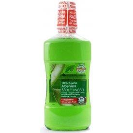 Dr. Organic Bio Aloe Vera szájvíz, 500 ml