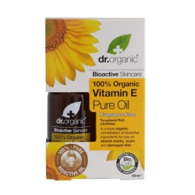 Dr. Organic Bio E-Vitaminos olaj, 50 ml