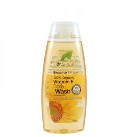 Dr. Organic Bio E-Vitaminos tusfürdő, 250 ml
