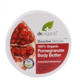 Dr. Organic Bio Gránátalma testápoló vaj, 200 ml