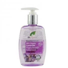 Dr. Organic Bio Levendula folyékony szappan, 250 ml