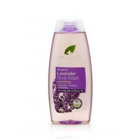 Dr. Organic Bio Levendula tusfürdő, 250 ml