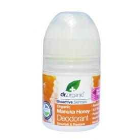 Dr. Organic Bio Manuka mézes dezodor, 50 ml