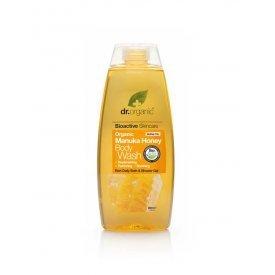 Dr. Organic Bio Manuka mézes tusfürdő, 250 ml