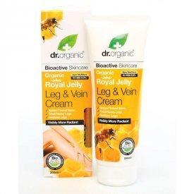Dr. Organic Bio Méhpempő lábápoló krém, 200 ml