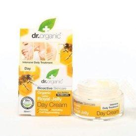 Dr. Organic Bio Méhpempő nappali arckrém, 50 ml