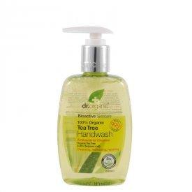 Dr. Organic Bio Teafa folyékony szappan, 250 ml