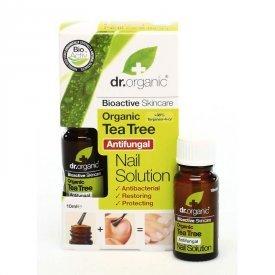 Dr. Organic Bio Teafa körömápoló, 10 ml