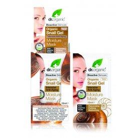 Dr. Organic Bioaktív csigagél hidratáló arcpakolás, 10 ml