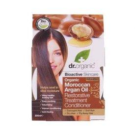 Dr. Organic regeneráló hajpakolás marokkói bio argán olajjal, 200 ml